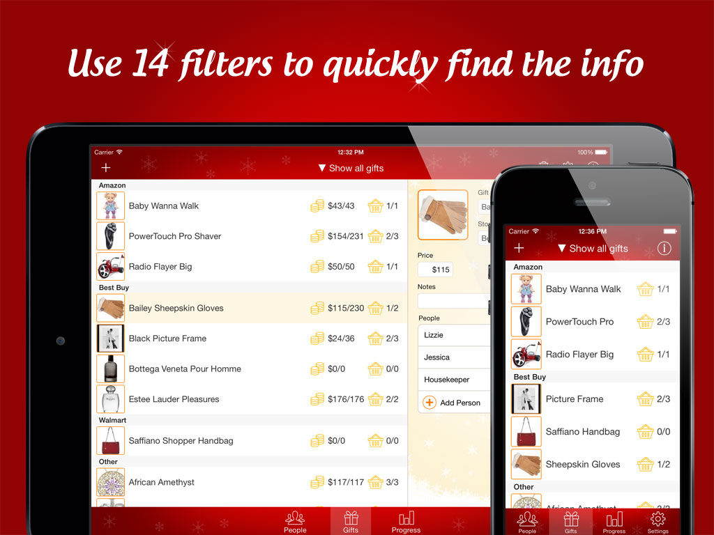the christmas gift list a must have app for the holiday season prmac
